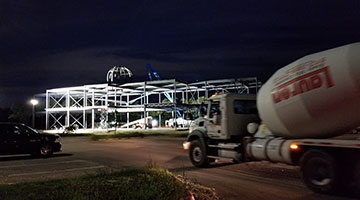 Construction Update Sep 27th