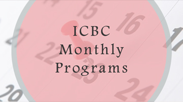 ICBC Monthly Programs March/April
