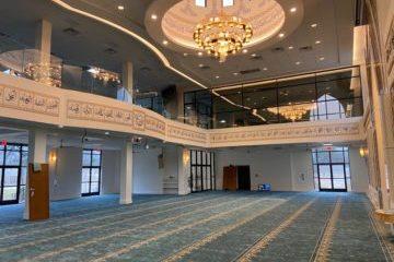 New Masjid Construction Jan 2021 Update Photos